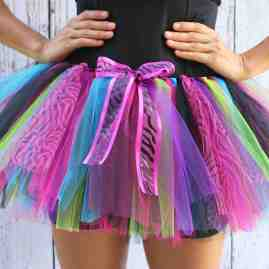 Running Tutu Rock'n'Roll