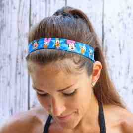 Disney Non-Slip Headband