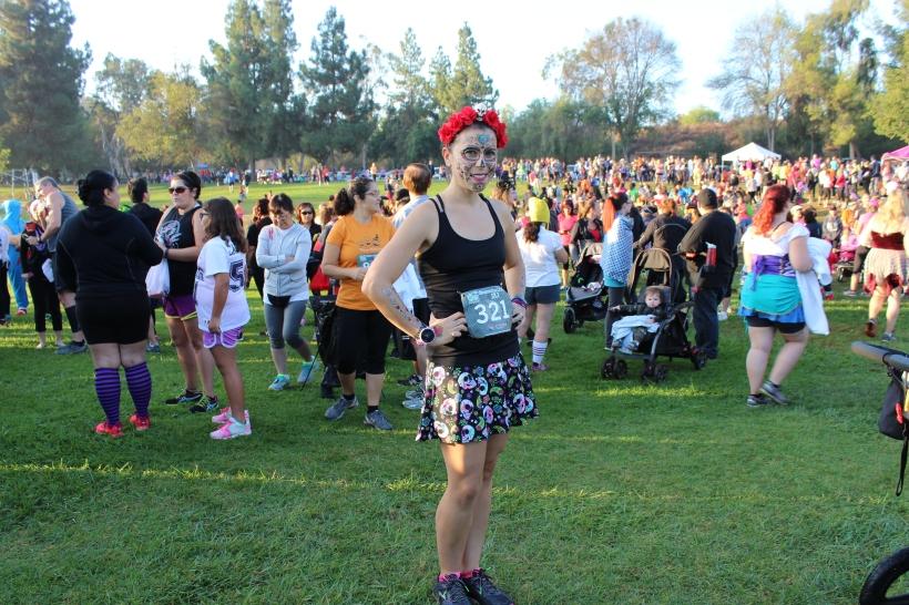 Race Recap Spooktacular Half Marathon