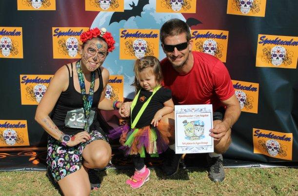 Spooktacular 10K Half Marathon | HelloRunShine