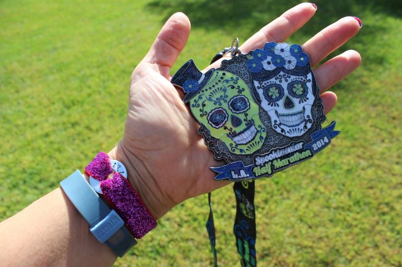 Spooktacular Half Marathon | HelloRunShine