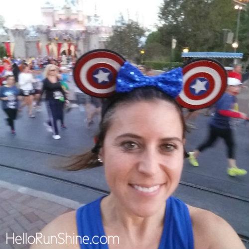 Avengers Half Marathon