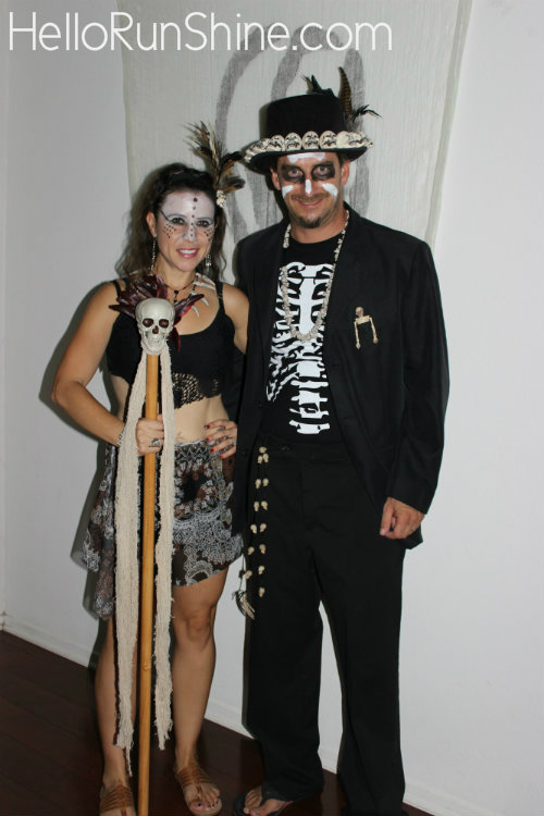 Voodoo on the Bayou Halloween Costumes