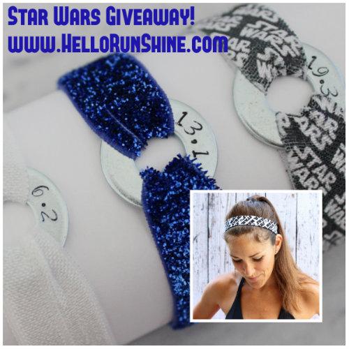 Star Wars Gift Set Giveaway | www.HelloRunShine.com