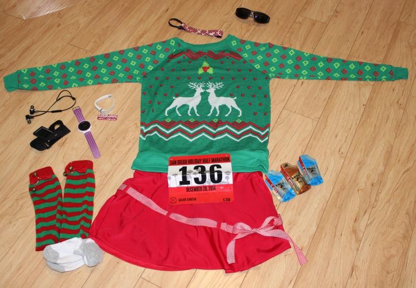 San Diego Holiday Half Race Recap | RunShine