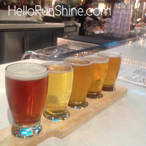 Beer Tasting Downtown Disney | HelloRunShine.com