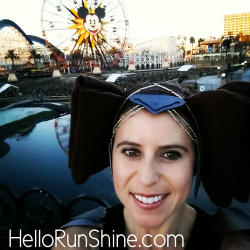 Star Wars Half Marathon Weekend Costume Idea | HelloRunShine.com