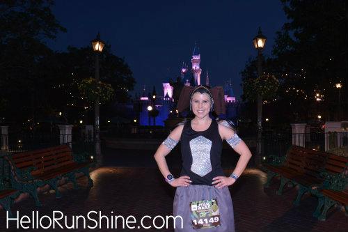 Star Wars Half Marathon Race Recap | HelloRunShine.com