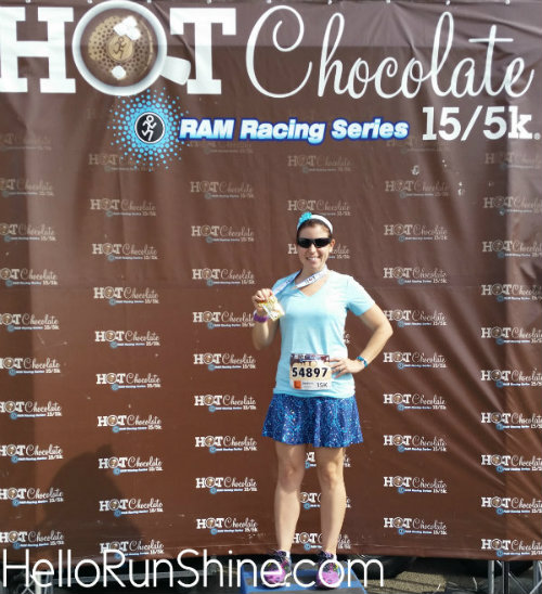 Hot Chocolate San Diego Race Recap