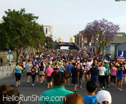 Hot Chocolate 15K San Diego Race Recap