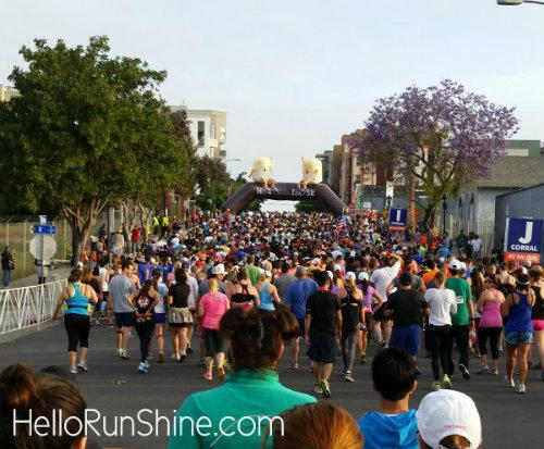 Hot Chocolate 15K San Diego Race Recap