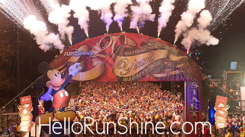 How To Register For The Walt Disney World Marathon Weekend