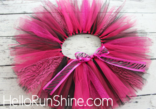 Diva Running Tutu | HelloRunShine.com