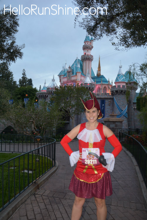 Disneyland Tinker Bell 10K Race Recap | HelloRunShine.com
