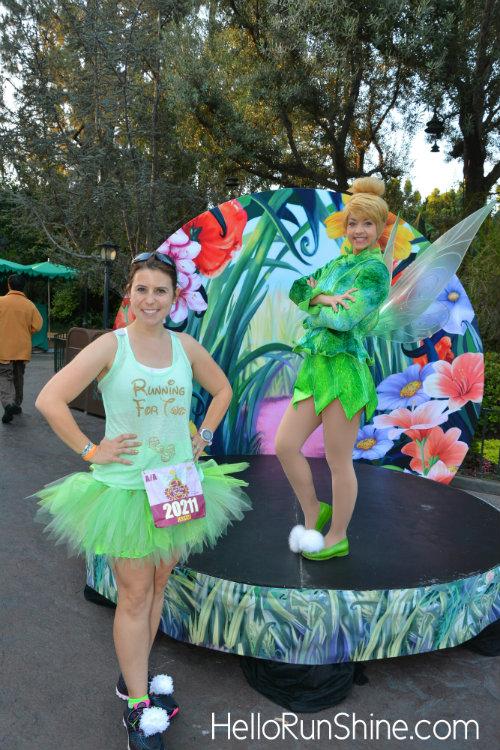 Tinkerbell Half Marathon Costume Ideas