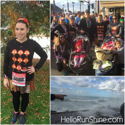 Oceanside Turkey Trot Race Recap