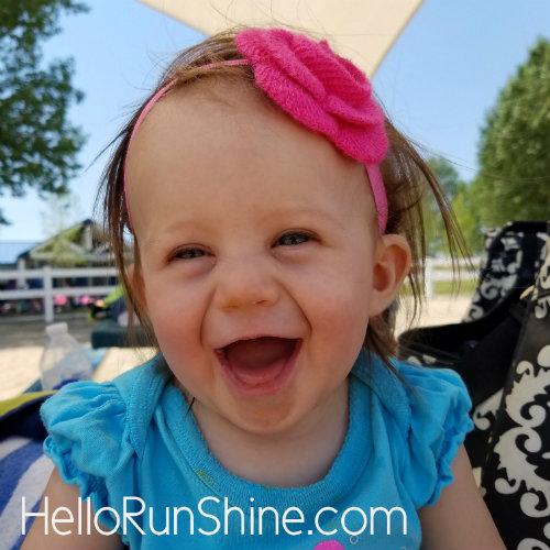 Adorable Baby Girl | HelloRunShine