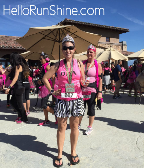 Divas Half Marathon Race Recap