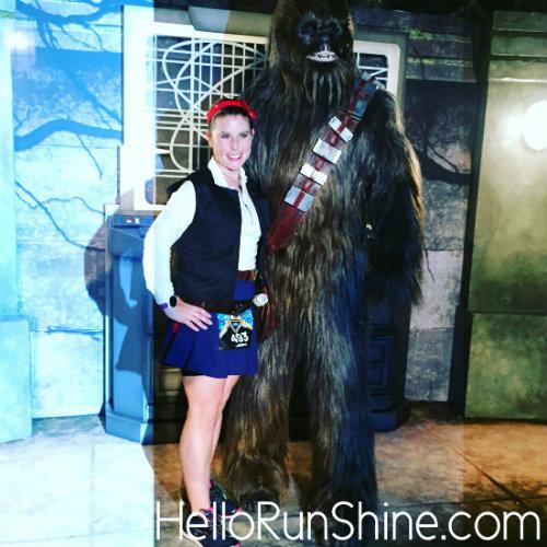 Han Solor Running Costume RunDisney | HelloRunShine