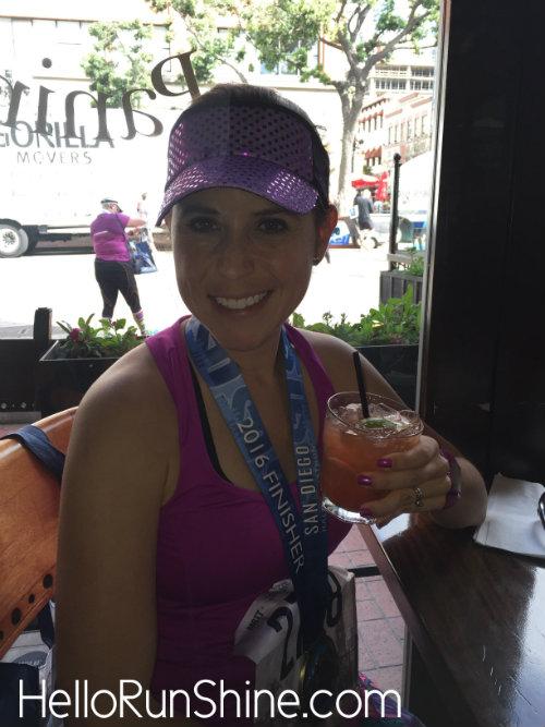 San Diego Half Marathon Race Recap